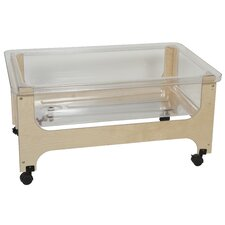 Deluxe Tot Size Sand and Water Table