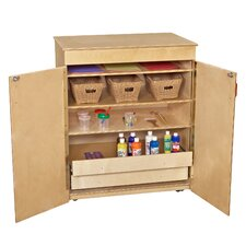 Mobile 5 Compartment Cubby