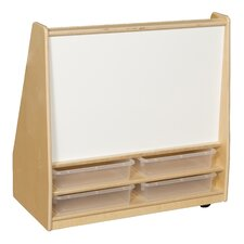 Book Storage and Display with Marker board