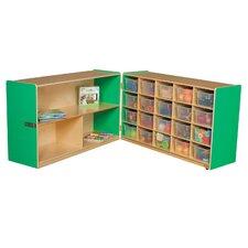 Storage Unit 25 Compartment Cubby