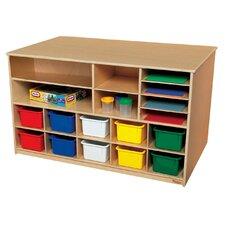 Versatile Classroom Storage