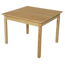 "36"" Square Classroom Table"