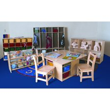 7 Piece Classroom Storage Set