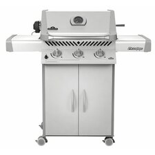 Prestige I Gas Grill with Rear Burner