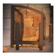 Arched Fireplace Screen Kit