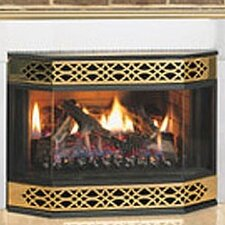 Fireplace Bay Ornamental Inset Assembly