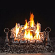 Gas Fireplace Log Set