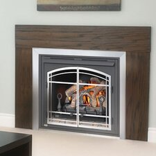"""42"""" Zero Clearance Vent Free Gas Fireplace"""