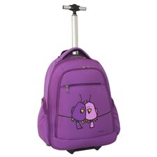 Big Love Birds Wheeled Backpack