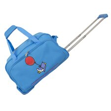 "Flying Penguin 20"" Spinner Kids Duffle"