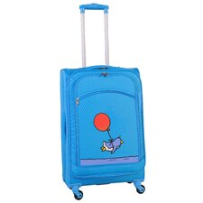 "Flying Penguin 24"" Spinner Suitcase"