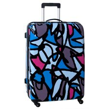 "Scribbles 28"" Hardside Spinner Suitcase"