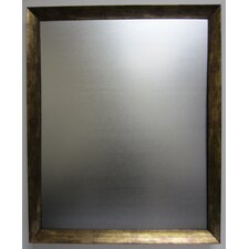 """Crown 1.25"""" Beveled Glass Tall Mirror"""