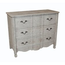 Callie 3 Drawer Chest
