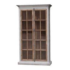 """Mallory Vitrine 85"""" Standard Bookcase"""