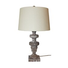 "Michel 26"" H Table Lamp with Empire Shade"