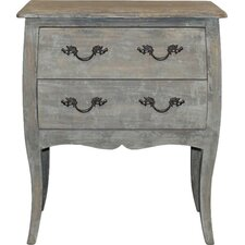 Harmony 2 Drawer Dresser
