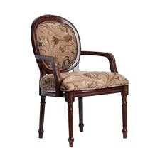 Belmont Chenille Arm Chair