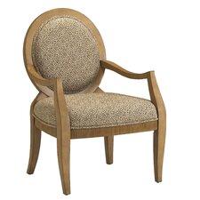 Emerson Chenille Arm Chair