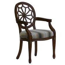 Addison Chenille Arm Chair