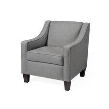 Edenton Club Chair-Granite