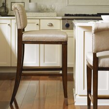 """Tower Place 24.5"""" Bar Stool with Cushion"""