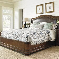Coventry Hills Chandler Mills Sleigh Bed