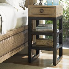 Monterey Sands 1 Drawer Nightstand
