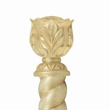 Fashion Avenue Constance Curtain Finial