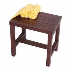 Classic Teak Spa Shower Bench
