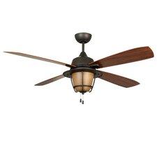 """56"""" Morrow Bay 4 Blade Ceiling Fan"""