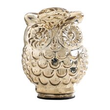 Small Owl Figurine