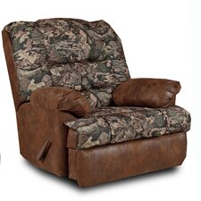 Big Mans Handle Recliner
