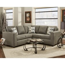 Celine Symmetrical Sectional