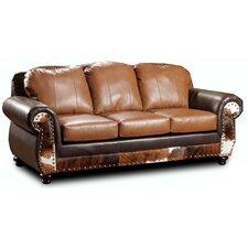 Denver Leather Sofa
