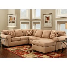 Allegany Right Hand Facing Sectional