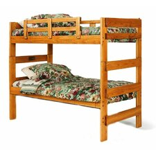 Extra Tall Twin over Twin Standard Bunk Bed