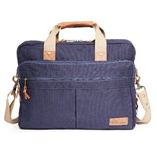 CapeTown Double Gusset Laptop Briefcase