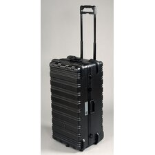 """""""Military-Ready"""" XL Jumbo 3-Pallet Tool Case (with built-in cart)"""