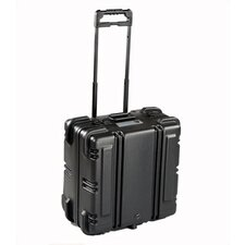 """""""Military-Ready"""" Square Tool Case (with built-in cart)"""
