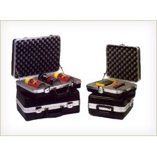 """Foam-Filled Product Display and Instrument Case: 12"""" H x 11"""" W x 6"""" D"""