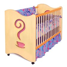 Little Girl Tea Convertible Crib