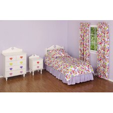 Heart Throb Bedroom Set