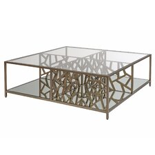 Cracked Ice Coffee Table