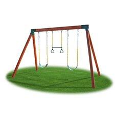 Classic Cedar Swing Set