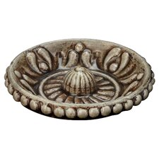 Florid Ceramic Decorative Bowl