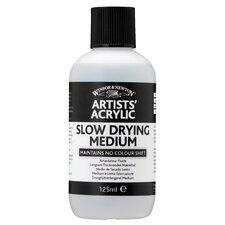 Artists' Acrylic Slow Drying Medium Bottle (Set of 3)