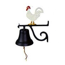 Cast Rooster Bell
