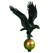 Eagle Flagpole Finial