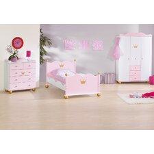 3-tlg. Schlafzimmerset Prinzessin Karolin